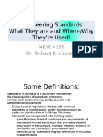Engineering Standards Sp10