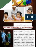 Mental Development For Children