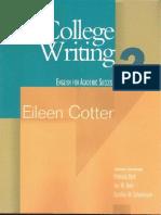 College Writing 2