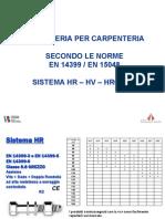Bulloneria Per Carpenteria UPIVEB
