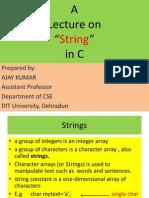 String in C Language