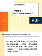 Chapter01-What is Macroeconomics