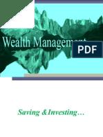 Basics of Wealth Mgt