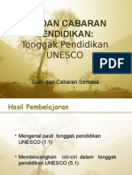 Tonggak-Pendidikan-UNESCO.ppt