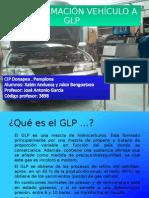 Transformacion Vehiculo a GLP-cip Donapea-2014