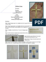86142403 Twisted Wire Wrapped Cross Pendant Tutorial Copy