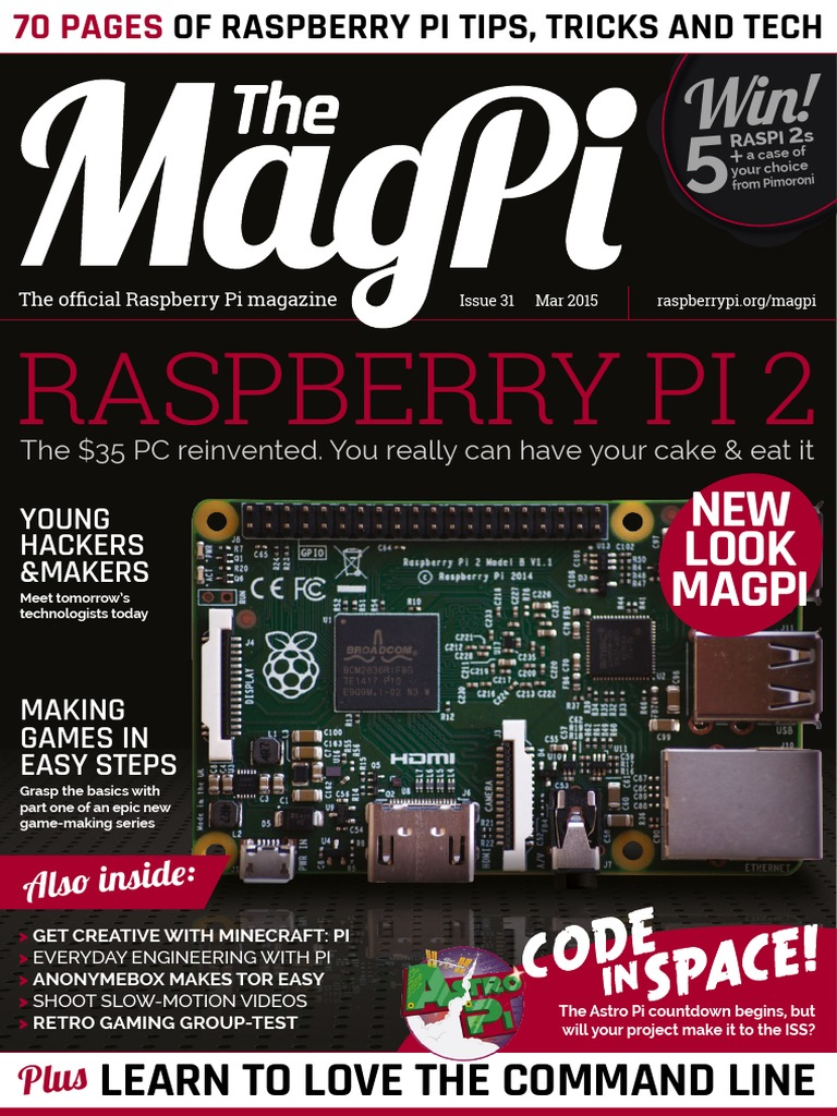 Magpi31 Raspberry Pi Windows 10 Wiringpi Hardware Pwm Frequency