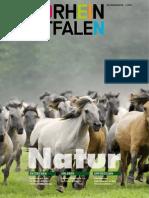 NRW Reisemagazin Frühling 2015