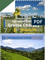 Desarrollo Agroecoturístico Granja Chorety