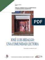 PROYECTO PARA EL FOMENTO DE LA COMPETENCIA EN COMUNICACIÓN LINGÜÍSTICA.