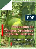 Producción de Tomates Orgánicos en Chorety – Santa Cruz -Bolivia