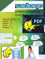 Our Hadoop Ppt