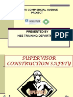 Construction Safety - Barwa