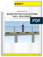Usermanual Aluminium Barrier System SafetyRespect ENG 111125(2)