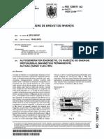 Autogenerator Energetic