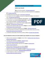 Références de Sites Et Jeux Éducatifs Et Pédagogiques