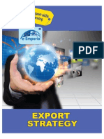 Export Srategy