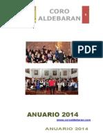 Anuario Aldebaran 2014 Version 3