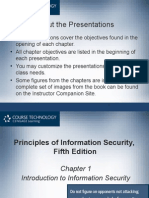 Introduction To Information System Security