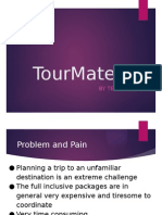 Team 3 - TourMate Presentation