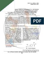 Solubility enhancement of ibuprofen using  hydrotropic agents