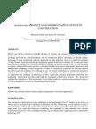 Web-based Project Management