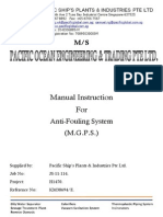 Poet h1470 Mgps Manual