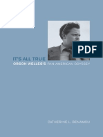 It's All True Orson Welles Pan-American Journey