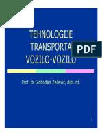 Intermodalni transport - Vozilo - Vozilo