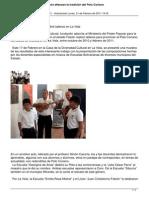 769 Escuelas Bolivarianas de Falcon Afianzan La Tradicion Del Polo Coriano