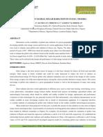 4. Eng -Estimation of Global Solar Radiation in Gusau- Innocent Audu Joseph