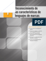 Lenguaje de Marcas y Sistemas de Gestion de La Inform