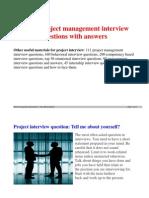 top14projectmanagementinterviewquestionsandanswers-140403035203-phpapp02