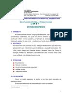 Osteocondrose Class 2011