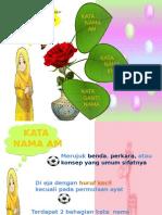 Slide Kata Nama