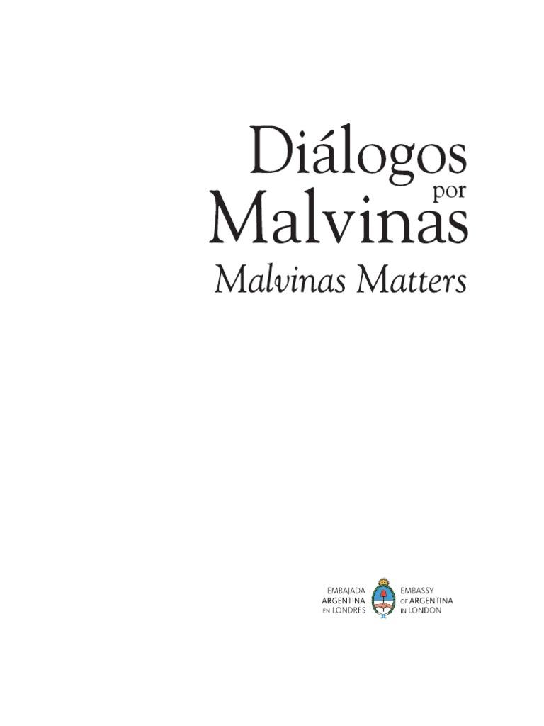 Dialogos Por Malvinas-Malvinas Matters