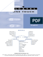 Alcatel One-Touch English Guide