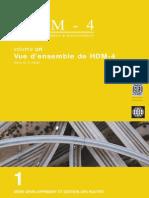 Manuel HDM-4 Volume 1