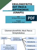 Glomerulonefritis Akut Pasca Streptokokus (Gnaps)