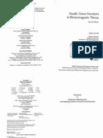 livro - Dyadic Green Functions in EM Theroy.pdf