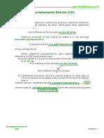 Teoria y Practica El Complemento Directo