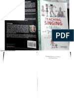 Teaching Singing