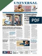 GradoCeroPress Portadas Medios Nacionales Mier 04 Mar 2015