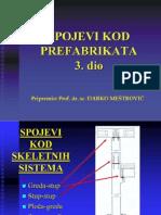 Prefabrikati 3 Vjezbe 2005