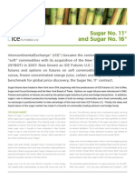 ICE Sugar Brochure