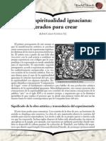 Arte y Espiritualidad Ignaciana liberados para crear.pdf
