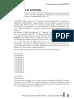 PROBLEMAS CONEXION PC CON PCL