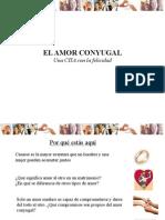La Esencia Del Amor Conyugal.ppt [Autoguardado]