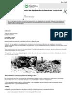NTP 055 Túneles de Secado de Disolventes Inflamables Control Del Riesgo de Explosión (PDF, 228 Kbytes)