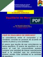 6. Equilibrio de Mercado